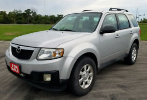 2009 MAZDA TRIBUTE (FORD ESCAPE) 4X4 GREAT SHAPE CERTIFIED $5995