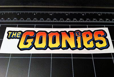 The Goonies 1985 Movie Logo Style Vinyl Decal   Sticker 1980S Pirate Treasure
