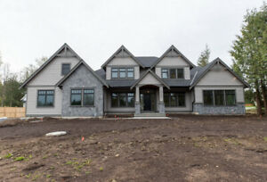 Brand new executive estate in Langley!