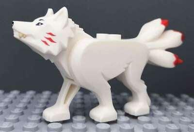 Lego new animal three tails wolf (New and sealed)](Lego Animal Sets)