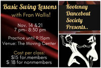 KDBS Swing Dance Lesson for Beginners and Refreshers!