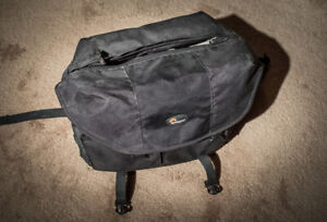 Camera Bag - Lowepro Stealth Reporter 500AW