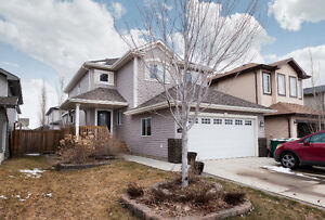 Stunning Two Story in Morinville