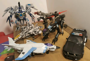 Transformers Movie Decepticons- Lot 2
