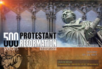 500 YEARS OF PROTESTANT REFORMATION