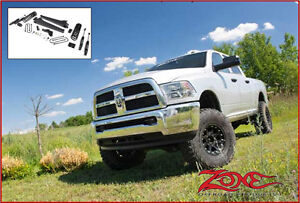 Zone Offroad Suspension Lift Kit 4.5'' Ram 3500 4WD Diesel 13-18