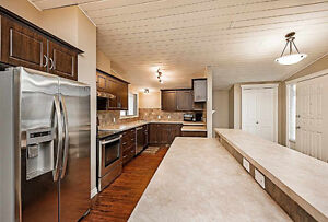 Extensively Renovated Five Bedroom Bungalow Home