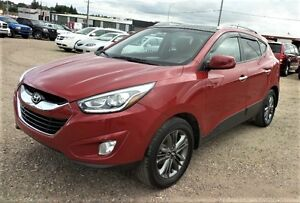 2014 Hyundai Tucson Limited 0% DOWN FINANCING!!! OAC