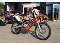 2014 - KTM 250 EXC-F MY14, EXCELLENT CONDITION, £4,500 OR FLEXIBLE FINANCE