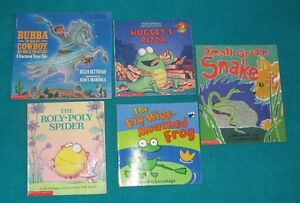 Misc Theme 5 Primary Reading Books with Audio Cds