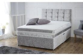 Crushed Velvet beds