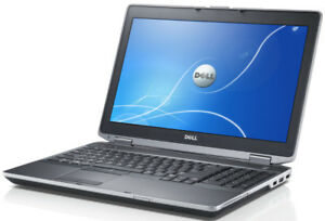 "15.6"" Dell latitude E6530 Core i7-3520m 8.0RAM/500HD Laptop"