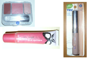 Cover Girl Blush,  Lipgloss and Conceal
