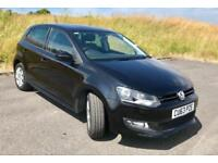 Volkswagen Polo 1.2 ( 60ps ) 2013.5MY Match Edition, Manual, Petrol