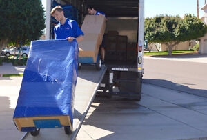 PROFESSIONAL MOVERS AT YOUR SERVICE 780-245-1401