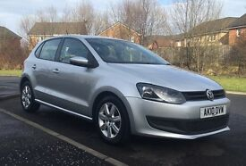 VW Polo 2010 1.6TDi CR SE 5dr