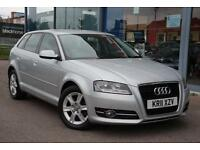 2011 AUDI A3 2.0 TDI SE [Start Stop] GBP30 TAX, NAV, ALLOYS and AIR CON