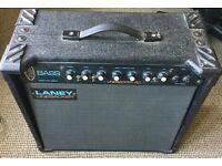 Laney Linebacker 50 Bass Guitar Combo Amp Amplifier