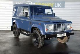 2009 Land rover Defender 90 Hard top seeker heritage edition wolf wheels coun...