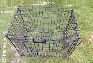 Dog Kennel Cage Crate size Small