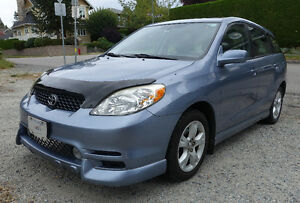 2003 Toyota Matrix XR. Fully Loaded/No Accidents.