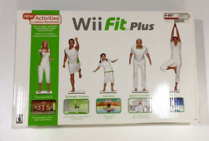 Barely used in perfect condition Wii Fit Plus Balance Board
