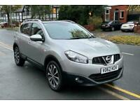 2012 NISSAN QASHQAI 1.5 DCI n-tec+ 98k MILES, 3 PREVIOUS OWNERS, DRIVES GREAT