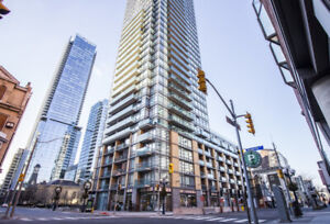 Fully Furnished One Bedroom Condo ~ Yorkville