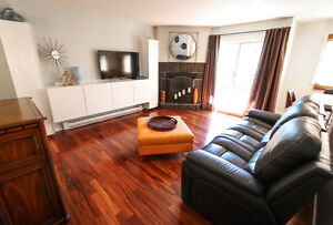 Bright & beautifully furnished 2 bedroom condo for rent in Banff