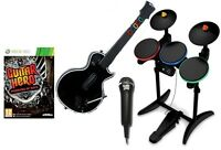Guitar Hero bundle for X-box 360!! Must goo all for $125