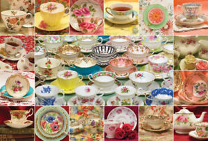 Bone China Teacup Collections