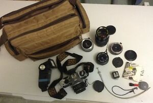 Camera & Equipment For Sale