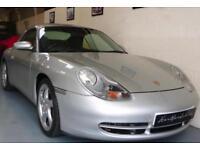 2000 Porsche 911 3.4 996 Carrera 4 Cabriolet Tiptronic S AWD 2dr