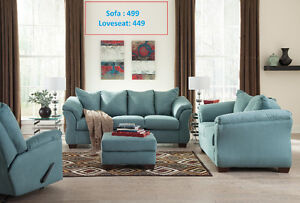 Fabric sofa $599 only