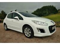 Peugeot 308 1.6HDi ( 92bhp ) 2011MY manual FINANCE AVAILABLE 12m warranty