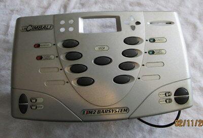 La Cimbali M2 Espresso Machine Touch Pad Screen