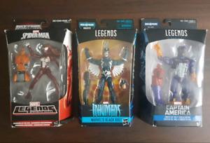 Marvel Legends Figures ($30 for 3)