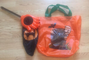 **TWO KIDS HALLOWEEN BAGS FOR SALE**