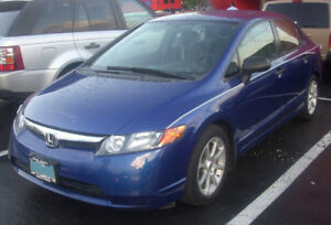 Honda Civic 2006 4 door Sedan