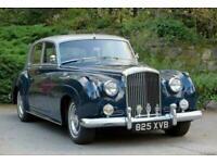 1962 Bentley S2 Four Door Sports Saloon