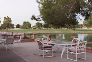 Sunbird Chandler 2 bed home Golf Course - Gated Community