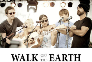 Walk off the Earth Reserved Seating Tickets Sun May 6th Moncton