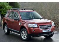 Land Rover Freelander 2 2.2Td4e ( 158bhp ) 4X4 2010MY GS Start Stop
