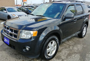2011 Ford Escape XLT SUV AWD