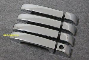 Chrome door handle Cover Set For land Range Rover L322 Vogue 2002-2009