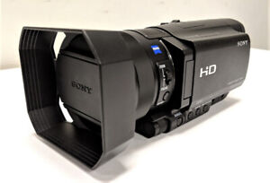 Sony Handycam HDR-CX900 Camcorder Set W/Extra Batteries