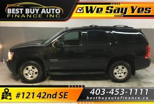 2010 Chevrolet Tahoe LT 4WD, LEATHER, DVD, BLUETOOTH & MORE