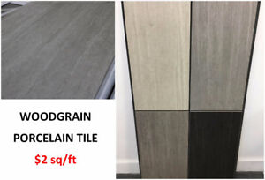 PORCELAIN TILE FLOORING - MARBLE MOSAIC - *FREE SHIPPING*