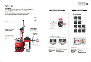 Tire changer and wheel balancer Combo Special starts from $2695