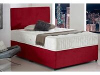 High Quality divan beds including mattress and FREE DELIVERY✅
